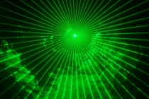 green-beam